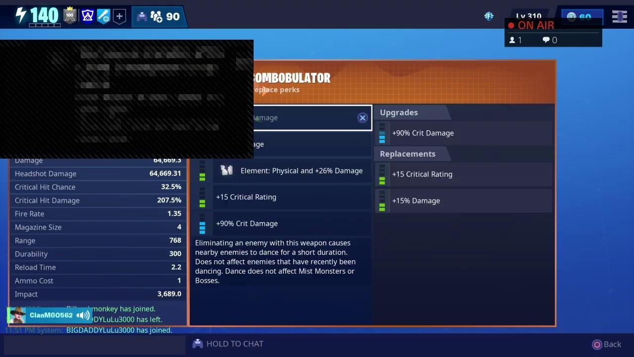 Fortnite STW: Annoying Rad Llama Audio Glitch     PLEASE FIX