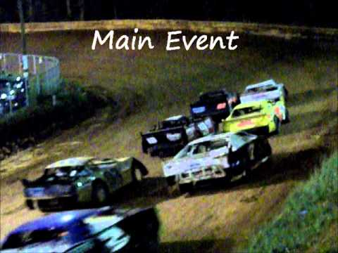 Modified Street Heats & Main @ Toccoa Raceway August 29th 2015