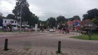 Spoorwegovergang Ommen // Dutch railroad crossing
