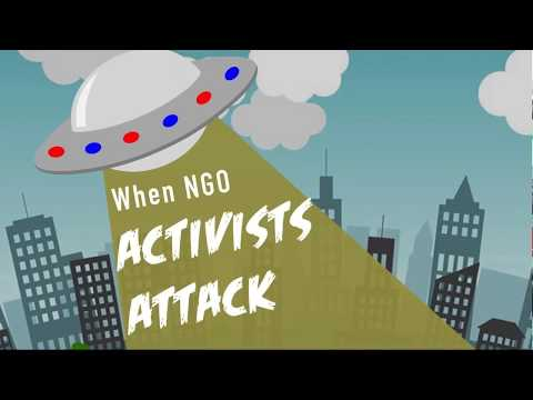 When NGO Activists Attack  How Food and Agriculture Should React