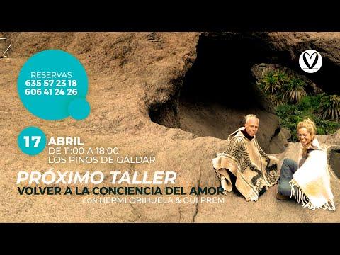 """Próximo Taller """"Volver a la conciencia del Amor"""""""