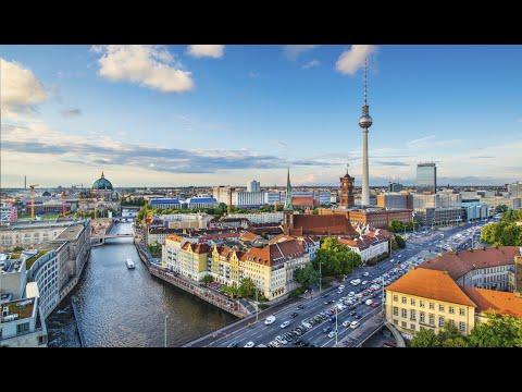 BERLIN   DRONE 4K  