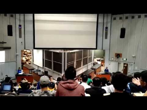 UC Berkeley CS 61B - The Big Entrance