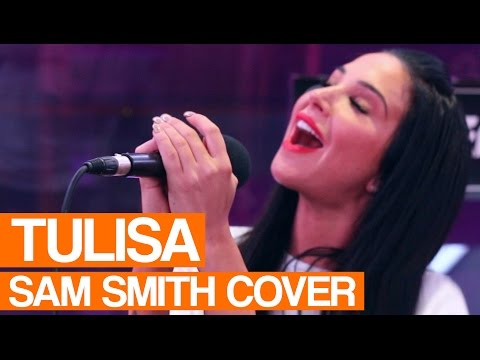 Tulisa  Stay With Me  Sam Smith Cover  Live Session