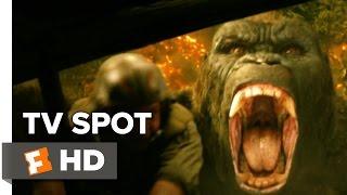 Kong: Skull Island TV SPOT - Uncharted (2017) - Tom Hiddleston Movie