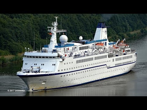 BERLIN | spectacular amazing aerial views at Kiel Canal | 4K-Quality-Video