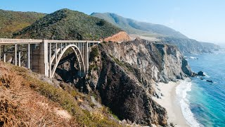 The Pacific Coast Highway // Ep.3 Unicycling Across America