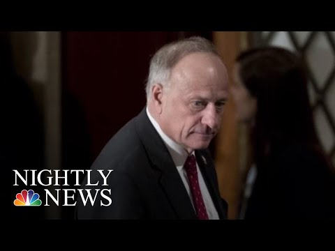 Rep. Steve King Under Fire For Comments On Rape And Incest | NBC Nightly News