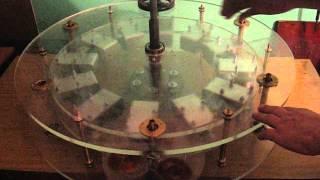 Планетарный генератор. Модификация генератора Серла.Modification Generator Searl