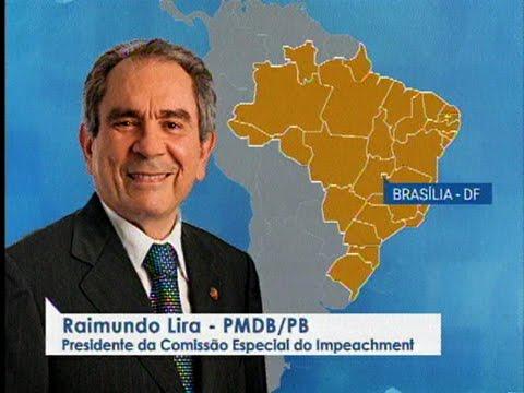 Para Raimundo Lira, votação do processo do impeachment em Plenário está mantida