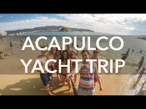 ACAPULCO YACHT PARTY 2016 (FINNISH)