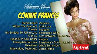 Connie Francis, Platinum Album
