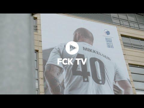 Nye facadebannere i Telia Parken: Kom med til photoshoot