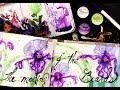 Mini Magazine Art Journal Playground