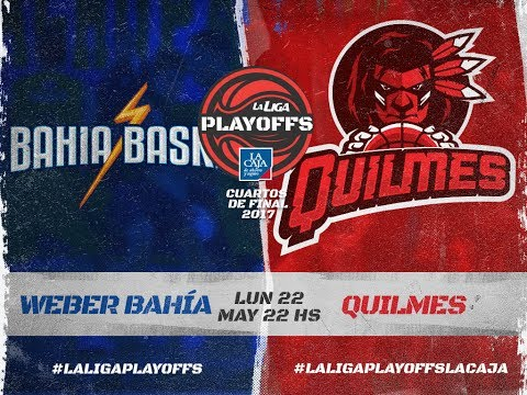 Liga Nacional: Bahía Basket vs. Quilmes | #LaLigaEnTyC