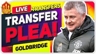 SOLSKJAER Demands THREE Transfers! Man Utd Transfer News