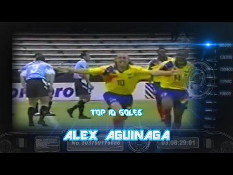 Top 10 - Alex Aguinaga