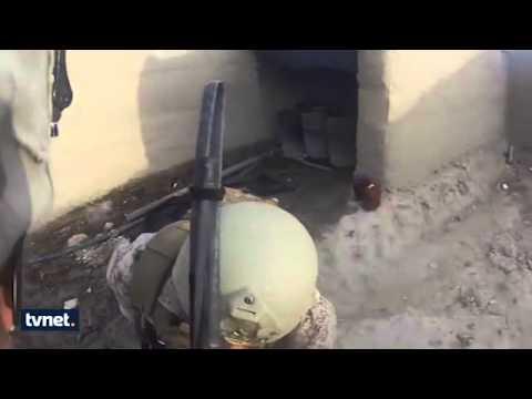 Keskin nişancı ABD askerini kafasından vurdu