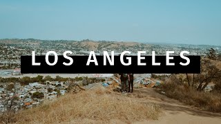 VLOG 25: CELEBRITY SIGHTING IN LOS ANGELES?! (Plus hidden gems)
