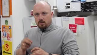 Выбор настенного газового котла
