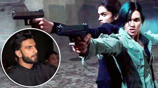 Ranveer Singh AVOIDS Reacting On Deepika's XXX Return Of Xander Cage