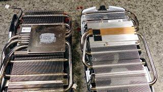 MSI GTX1080 GAMING vs ARMOR