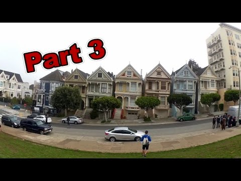 Downtown San Francisco and Alcatraz Tour: Part 3