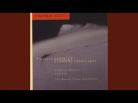 Paisajes Audibles/Sounding Landscapes: Cenicero