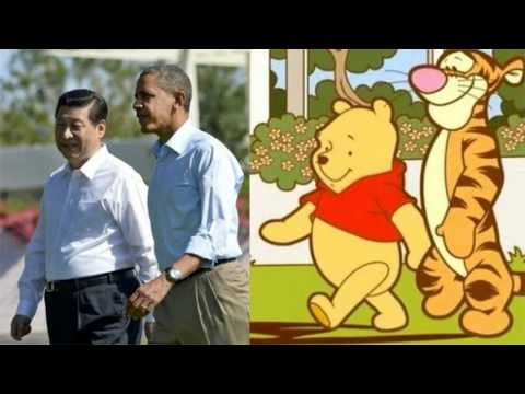 Why China censors banned Winnie the Pooh ? 😮