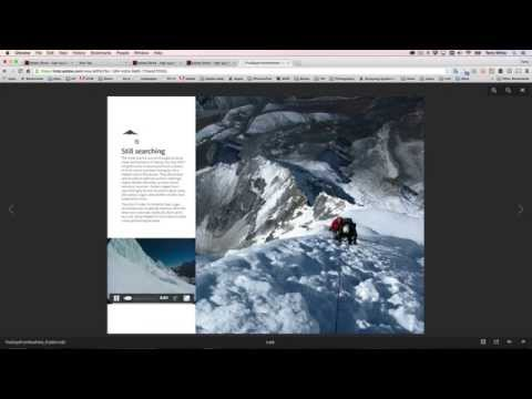 InDesign CC 2015 - Publish Online