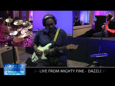 Dazzle Presents - Jack Hadley Band - Live From Mighty Fine