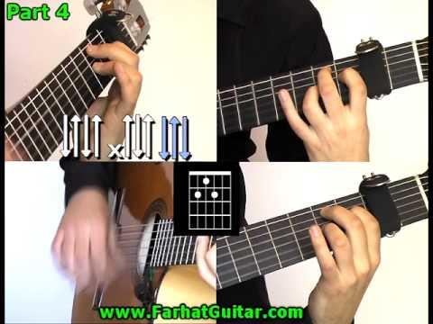 Bamboleo - Gipsy Kings Guitar CoverPart9 Full Songwww.FarhatGuitar