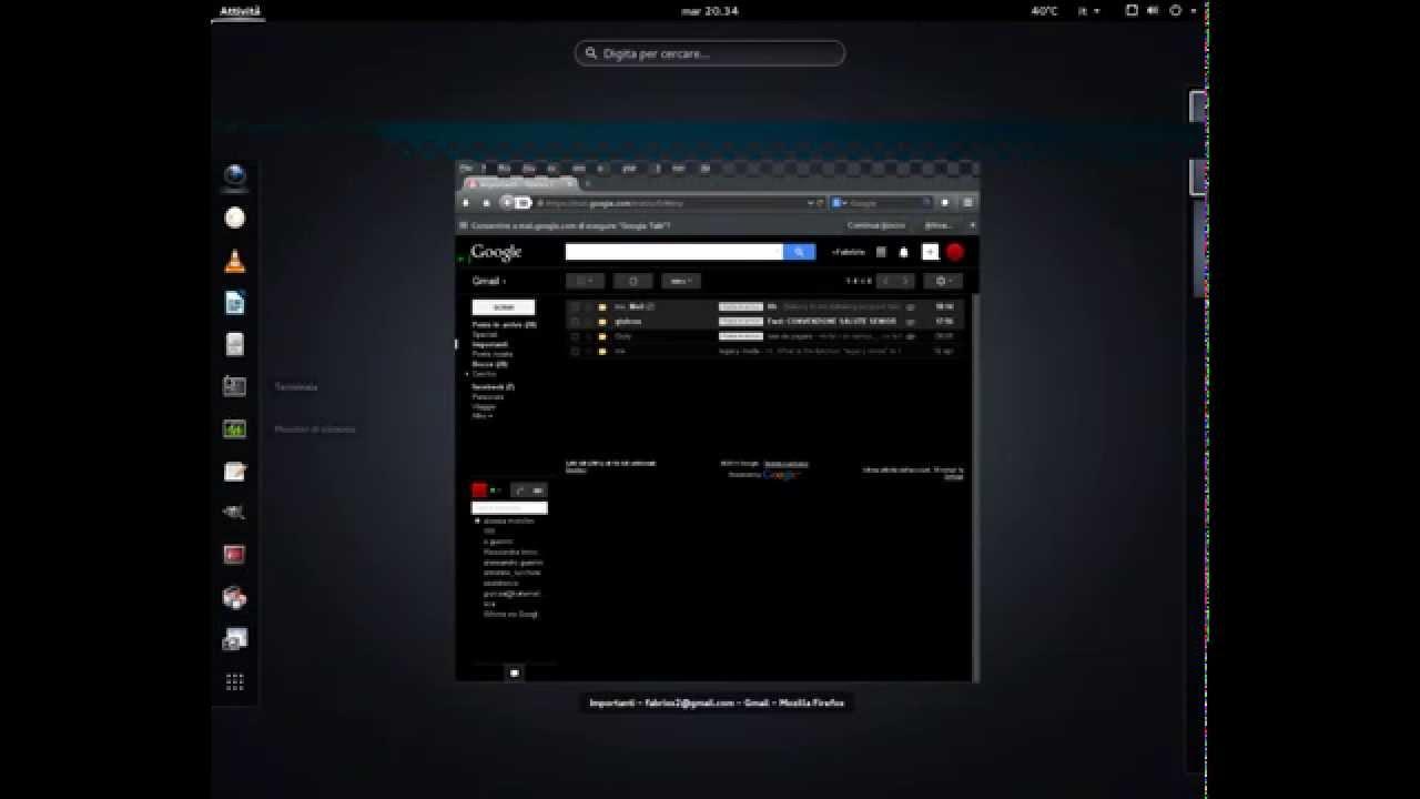 Gmail theme firefox - Firefox 35 Gtk3 With Gnome 3 12 Global Dark Theme Debian Testing