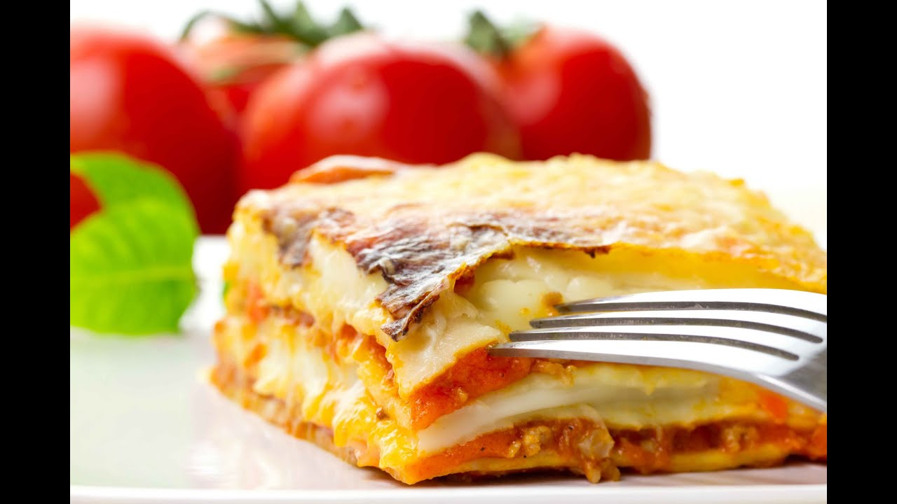 Lasagne by master chef sanjeev kapoor youtube forumfinder Image collections