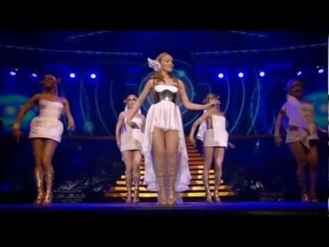 Kylie Minogue - The  One Live Les Folies Aphrodite Tour DVD
