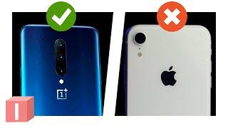 ЭТО - УБИЙЦА IPHONE   Обзор OnePlus 7 Pro