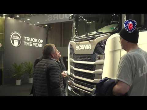Scania Danmark på Transport 2017, Herning