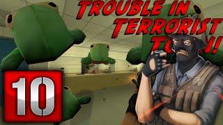 Attack on Turtles! - (Garry's Mod - TTT - #10)