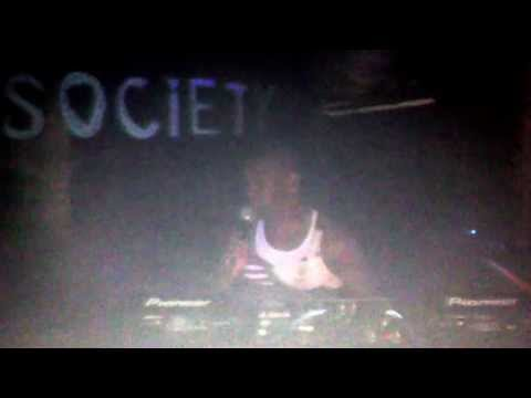 Robert Owens performs Tears at SOCIETY, Dalston Superstore