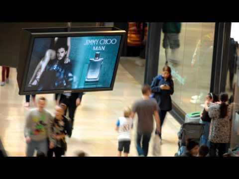 Boomerang Media - Shopping Mall Jimmy Choo and Mont Blanc