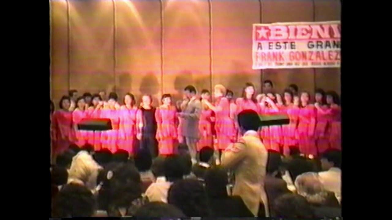 Download FRANK GONZALES Y SU CORO INTERNACIONAL : CRISTO ES LA RESPUESTA 1988