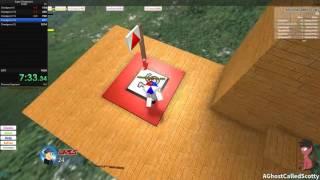 ROBLOX Super Check Point Speedrun - 13:39.61 [attuale PB]