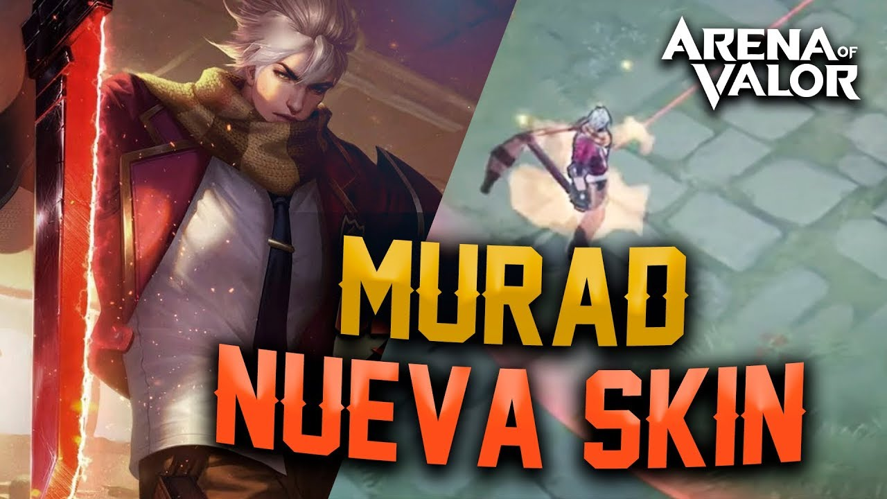 Arena of Valor - MY NEW ASSASSIN OF CHOICE!! Murad