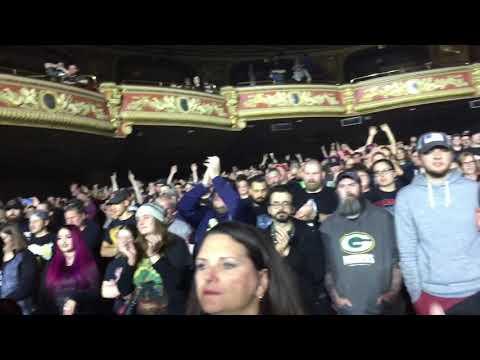 Ghost - Dance Macabre & Square Hammer Live @ Boch Center Boston, MA 12/14/18