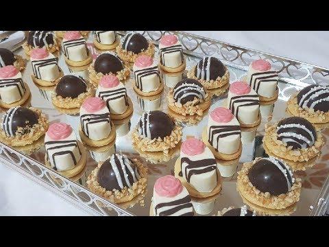 جديد حلوى راقية سهلة و اقتصادية ستبهرين بها ضيوفك يوم العيد