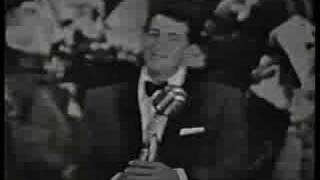 "Dean Martin sings ""3 Coins in the Fountain"" for 1955 Oscars"