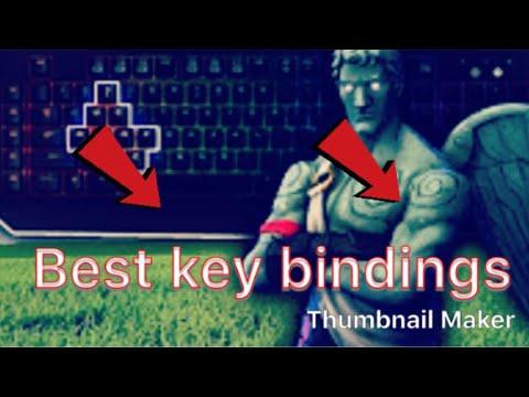 Best Key Bindings For Small Hands Fortnite Youtube
