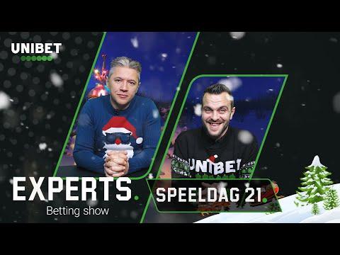 Unibet Experts – Betting Show: 2019/2020: Speeldag 21