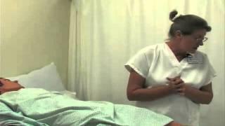 Nursing- 4towel Bed Bath Part 1