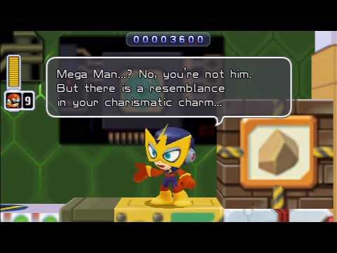 V.G.W.: PSP - Mega Man: Powered Up (Protoman Banter)